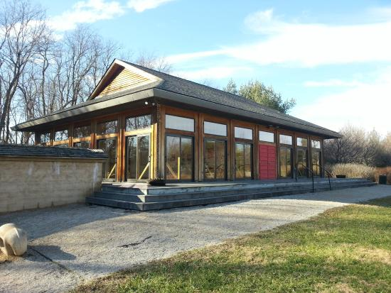 Yuko-En on the Elkhorn: The Kiln House