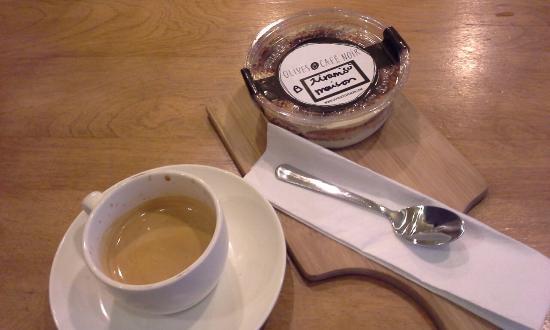 Olives Et Cafe Noir