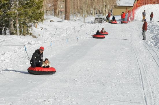 Lee Canyon Resort: Snow Tubing