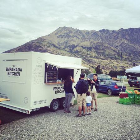 The Empanada Kitchen: At the Remarkables Market