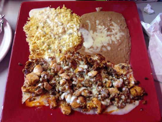 La Tiendita Carniseria Y Taqueria : The best Chori Pollo I've ever had. And probably will ever have!