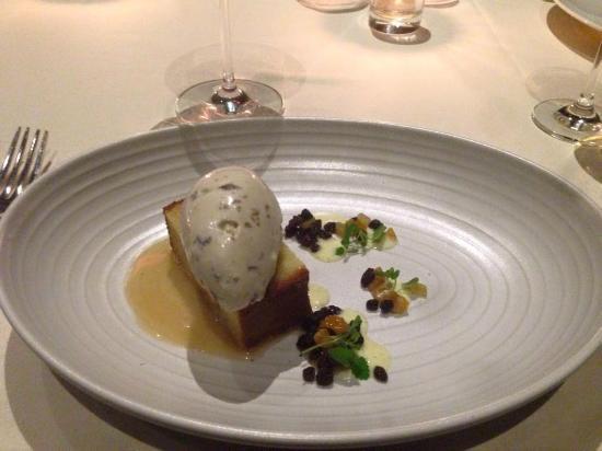 The Lakehouse Restaurant at Calistoga Ranch: Dessert