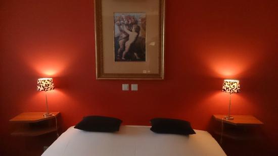 Hotel Mabi : Doppelzimmer