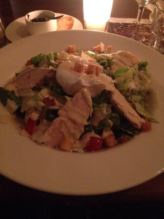 Restaurant Le LOFT : Salad ... Delicious