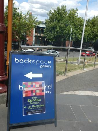 Backspace Gallery