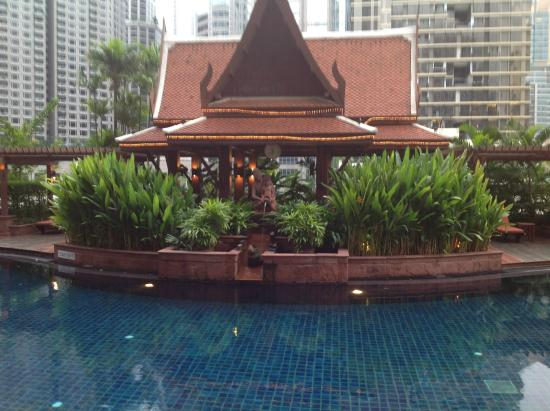 Piscine - 플라자 아테네 방콕 로열 메르디앙 호텔, 방콕 사진 ...