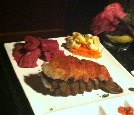 The Melting Pot: Surf and turf