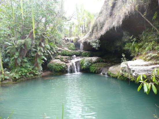Parc National de Isalo Piscine naturelle