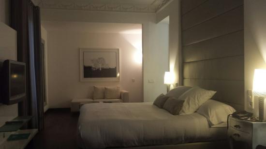 Hotel Hospes Puerta de Alcala : Habitación