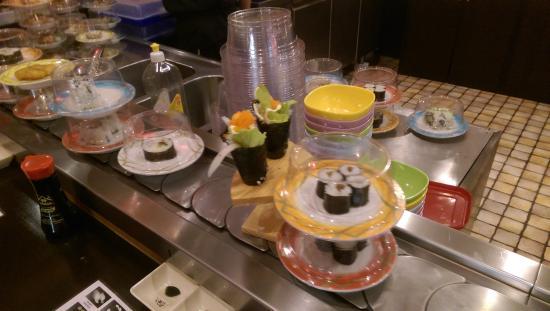 Asia-Restaurant Kinto: kinto sushi NEU auswaelen