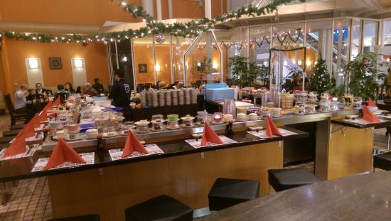 Asia-Restaurant Kinto: kinto sushibar