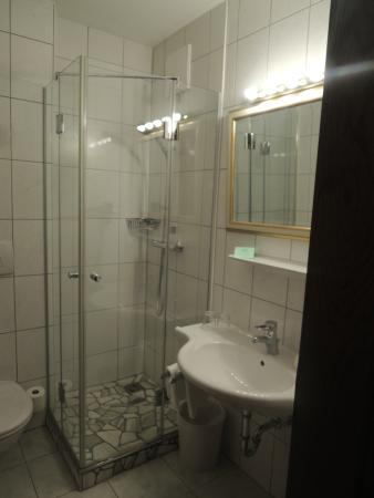 Hotel Trattlerhof: bathroom