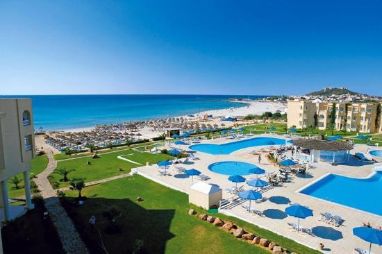Cap-Bon Kelibia Beach Hotel & Spa: Esterno