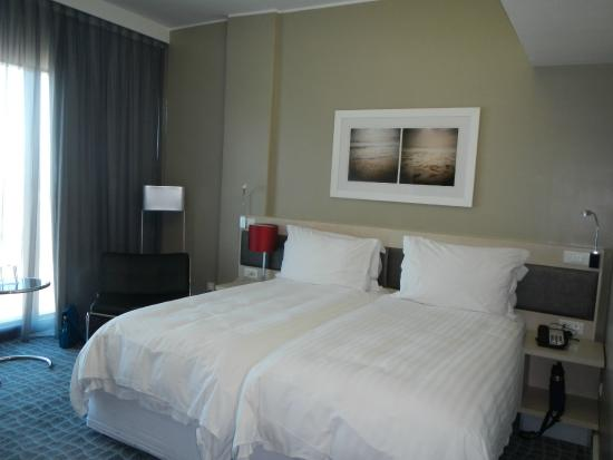 Radisson Blu Hotel, Port Elizabeth: beds
