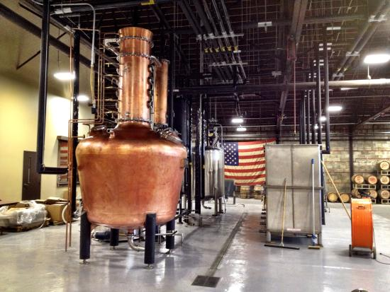 Nelson's Green Brier Distillery
