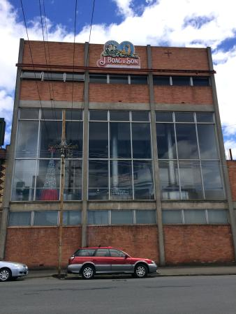 James Boag Brewery Experience : The brewery