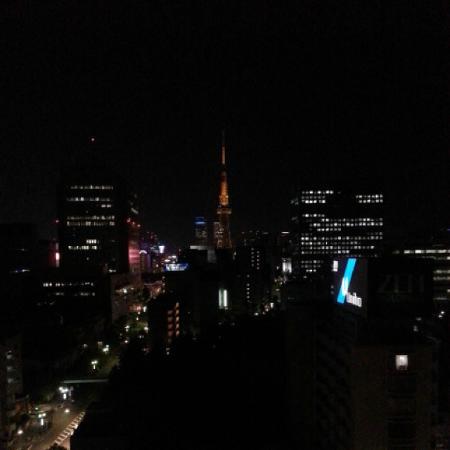 Dai-Ni Fuji Hotel: Nagoya Tower Night View
