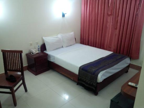 Khmer City Hotel: Bedroom