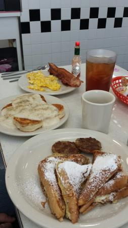 Penny's Diner: Great Breakfast!