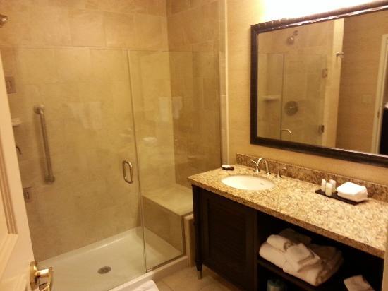 Embassy Suites by Hilton Savannah: Bathroom