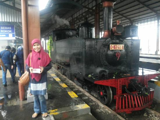 Steam Loco Jaladara