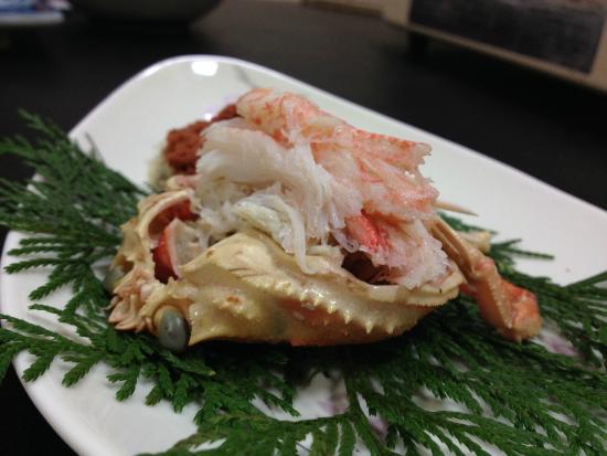 Fukudaya : 香箱蟹