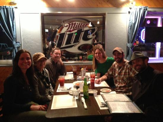The In-Between Restaurant: Thanks for the picture Rachel!