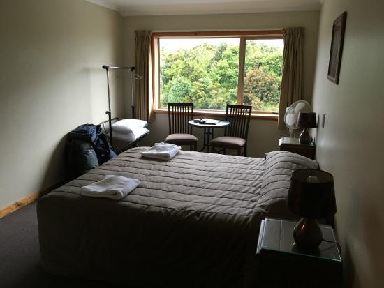 Aoraki Mount Cook Alpine Lodge: Our room