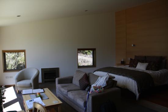 Wilderness Lodge Arthurs Pass: kamer