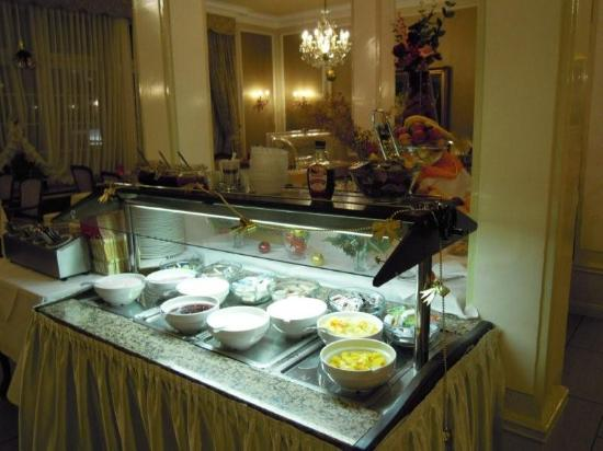 National Hotel - Frankfurt : morning2