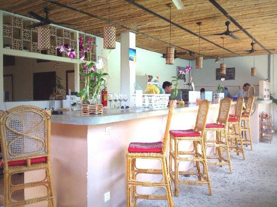 Sangker Villa: Bar