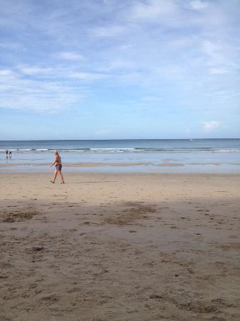 Lanta Villa Resort: Beach