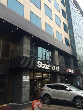 Staz Hotel Myeongdong 1 : Staz hotel/ sutton hotel myeongdong
