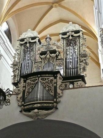 Dominican Monastery : Organ