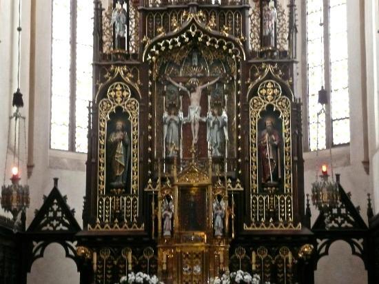 Dominican Monastery : Alter