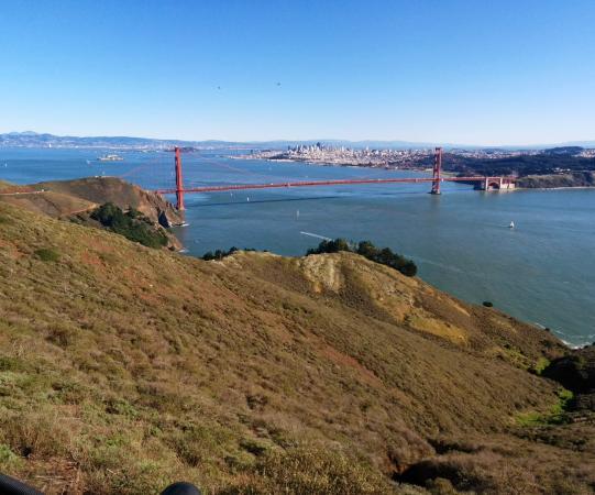 Silver Lion Service - Private Tours: Golden Gate bridge