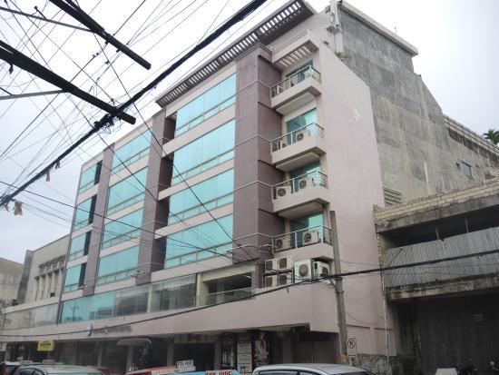 Metro Center Hotel In Tagbilaran City Bohol Philippines