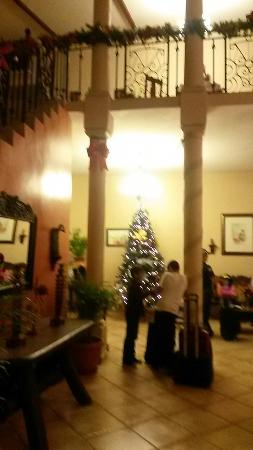 Hotel Posada de Don Juan: Lobby