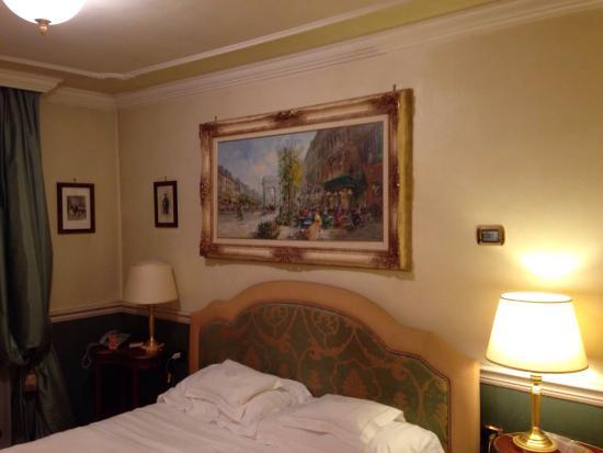 Petit Palais Hotel de Charme: junior suite