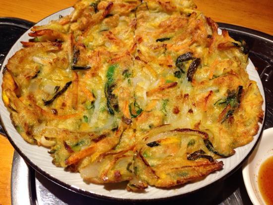 Korean Dining Sonamu: チヂミ