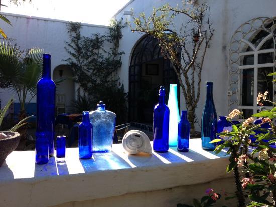 El Angel Azul Hacienda: El Angel Azul