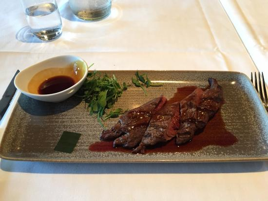 One Tree Grill: Venison. Fab!
