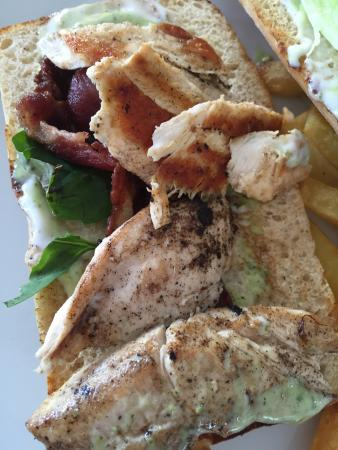 66 Corner: Poor service - everybody pretends that don't see you - and poor food at least Italian sandwich i
