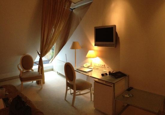 Arensburg Boutique Hotel & Spa : Bedroom