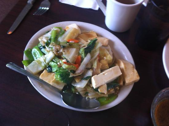 Menu picture of garden island bbq chinese restaurant for Asian cuisine kauai