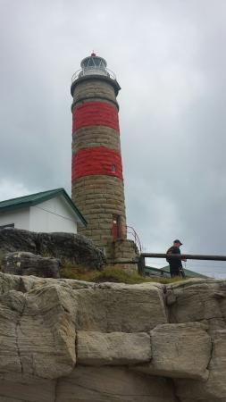 Moreton Island Tourist Services: Lighthouse
