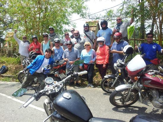 Easy Rider Club - Dalat Daily Tours: group tour self riding