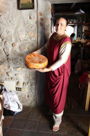 Anagni, Italie : Il Timballo alla Bonifacio