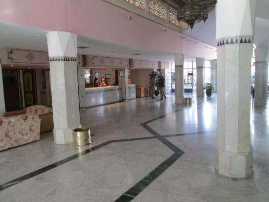 Hotel Volubilis: Hall accueil