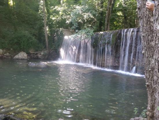 San Severino Lucano, Italia: Cascata del Peschiera